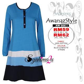 T-Shirt-Muslimah-Awanazstyle-AW006i