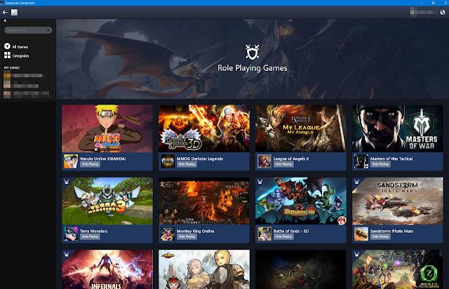تحميل برنامج تشغيل العاب الفيس بوك مجانا facebook gameroom