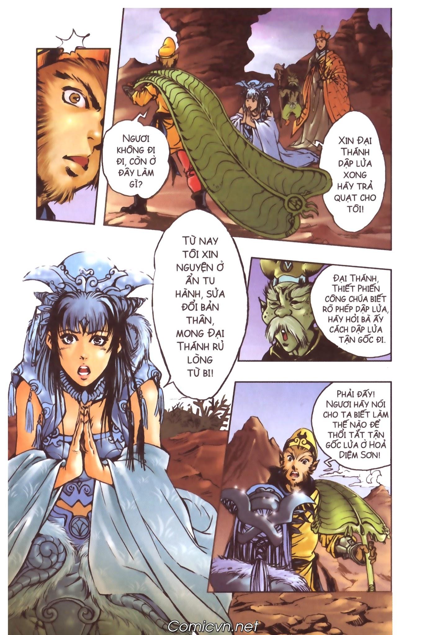 Tây Du Ký màu - Chapter 109 - Pic 33