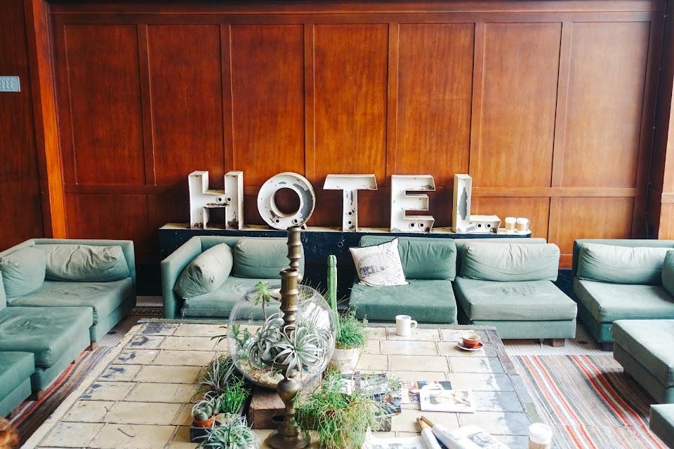 エースホテル(Ace Hotel)