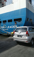 Biaya kirim mobil Jakarta ke Banjarmasin Rp.4.100.000