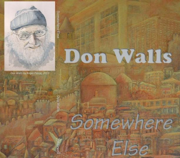 My Delayed Reactions: Book Launch: Don Walls