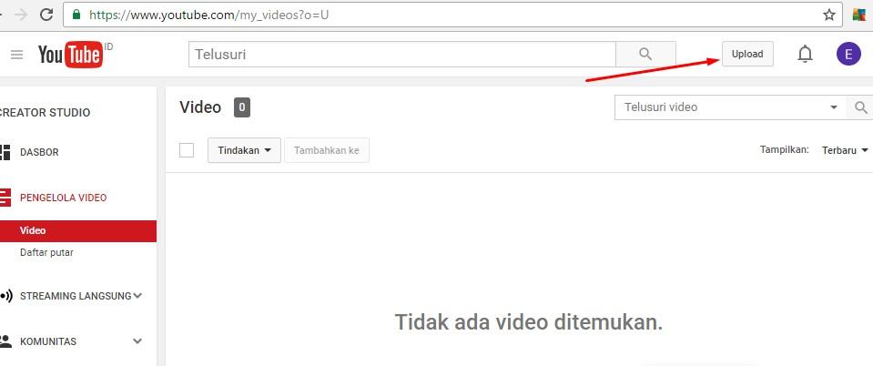 Cara Mudah Daftar Adsense Lewat Youtube ~ Google AdSense