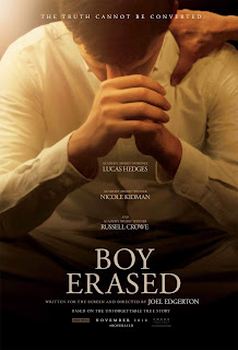 Boy Erased - Poster & Trailer