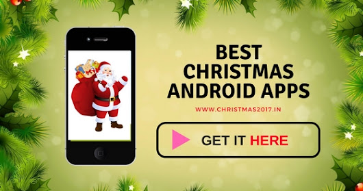 Best Christmas Shopping List App Android - Includes Cake Recipe, Gifts, Decorations And Dress