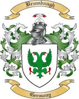 Brumbaugh Family Crest