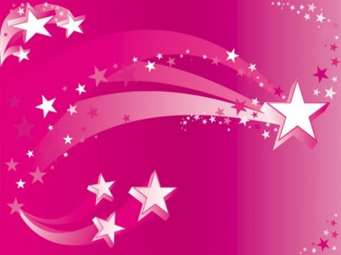 The Nices Wallpapers Pink Stars Wallpaper