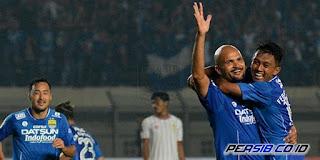 Persib Bandung vs Persela Lamongan 2-0