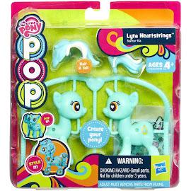 MLP Wave 2 Starter Kit Lyra Heartstrings Hasbro POP Pony
