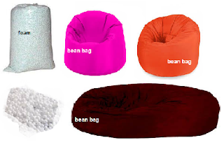 طريقة عمل البين باج-مشروع البين باج bean bag-أماكن بيع حشوة البين باج حبيبات الفوم