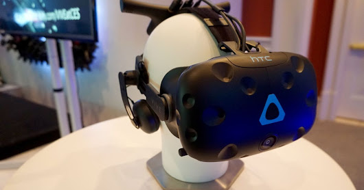 HTC's new Vive Pro is for hardcore VR fans