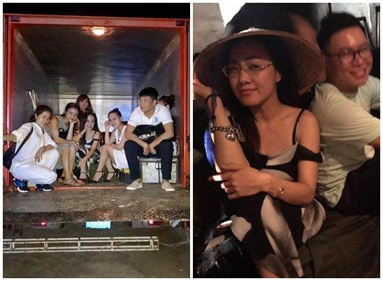 Hình ảnh đời thường của các sao khét tiếng trong làng giải trí Việt