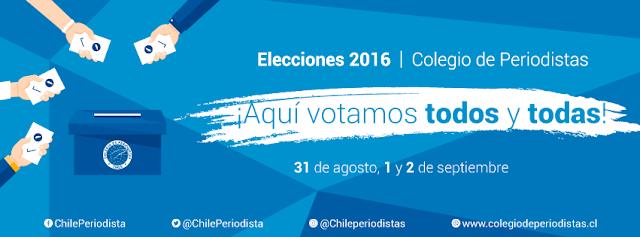Candidatos nacionales y regionales realizan sus campañas en todo Chile de cara a las Elecciones 2016