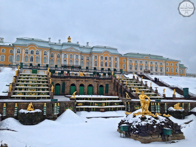 Palacio Peterhof
