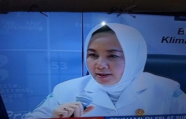 Kepala BMKG: Bencana Selat Sunda, Multievent  Pemicu Tsunami