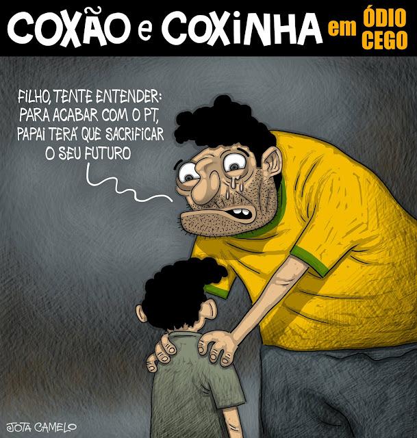 Resultado de imagem para paneleiro contra Dilma