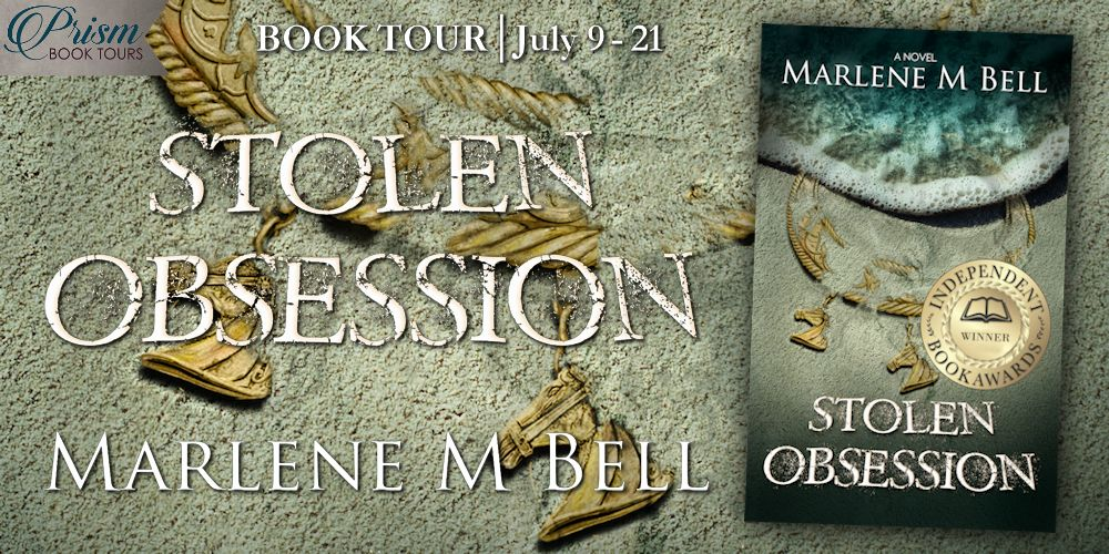 We're launching the Book Tour for STOLEN OBSESSION by MARLENE M. BELL!