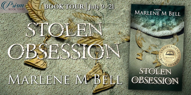 Stolen Obsession by Marlene M. Bell – Grand Finale Blitz and Giveaway