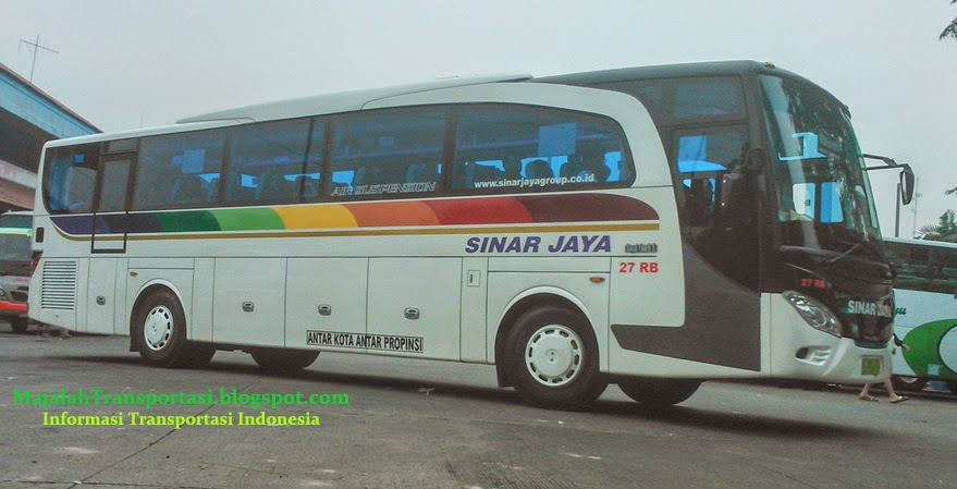 Harga Tiket Bus Sinar Jaya April 2018 E Transportasi