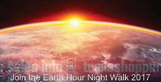 WWF Earth Hour 2017 Night Walk 2017