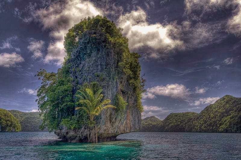 rock island palau never ever seen before