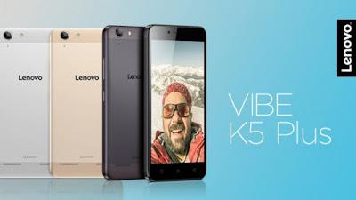 Spesifikasi Terlengkap Beserta Harga Lenovo Vibe K5 Plus Terbaru