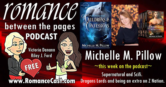 Romance Between the Pages Podcast!