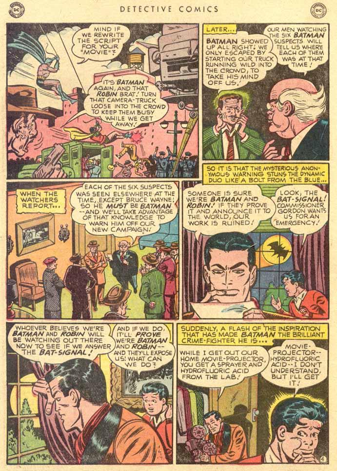 Read online Detective Comics (1937) comic -  Issue #159 - 6