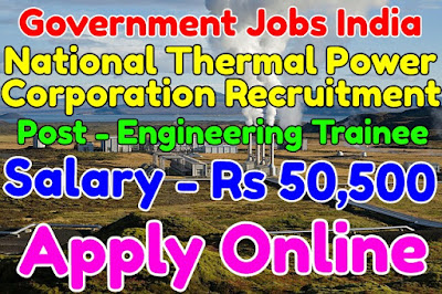 Thermal power plant recruitment 2017