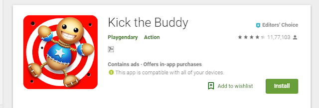 Kick The Buddy For Android