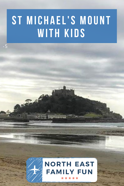 St Michael's Mount  | The Best National Trust Castle in Cornwall
