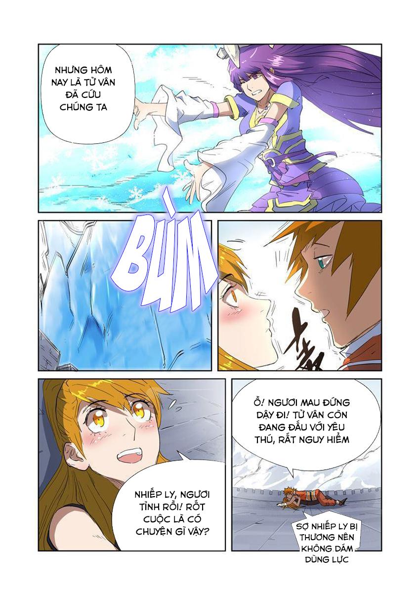Yêu Thần Ký - Chap 181