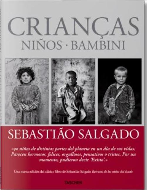 Niños de Sebastião Salgado.