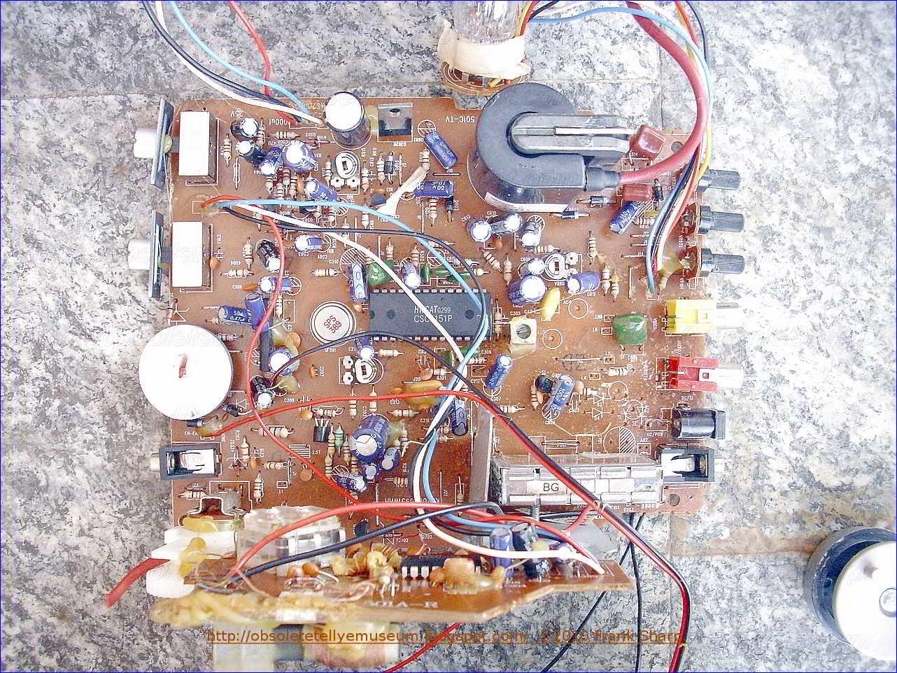 Am Fm Radio Pcb Circuit Board Shenzhen Supplier