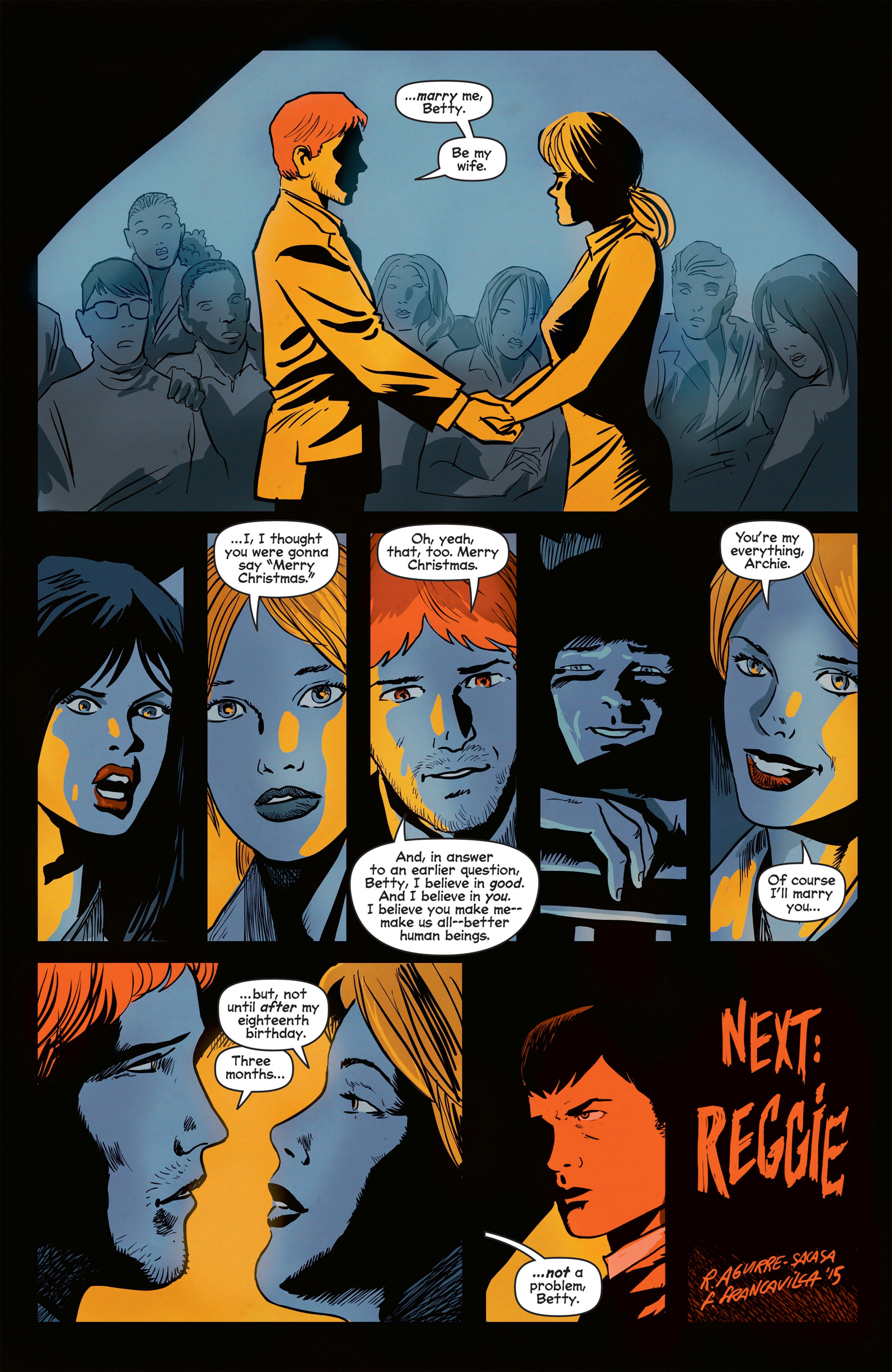 Read online Afterlife with Archie comic -  Issue #8 - 28