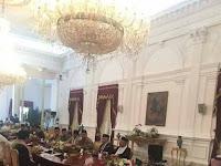 5 Hal Ini Yang Disampaikan Presiden Jokowi dan 3 Tokoh Agama Islam kepada Raja Salman