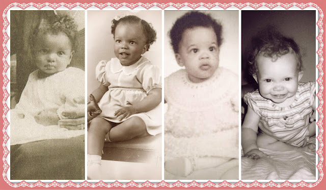 Four Baby Girls --How Did I Get Here? My Amazing Genealogy Journey