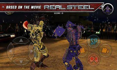 Download Game Mod Offline Real Steel HD v1.39.1 + Mod