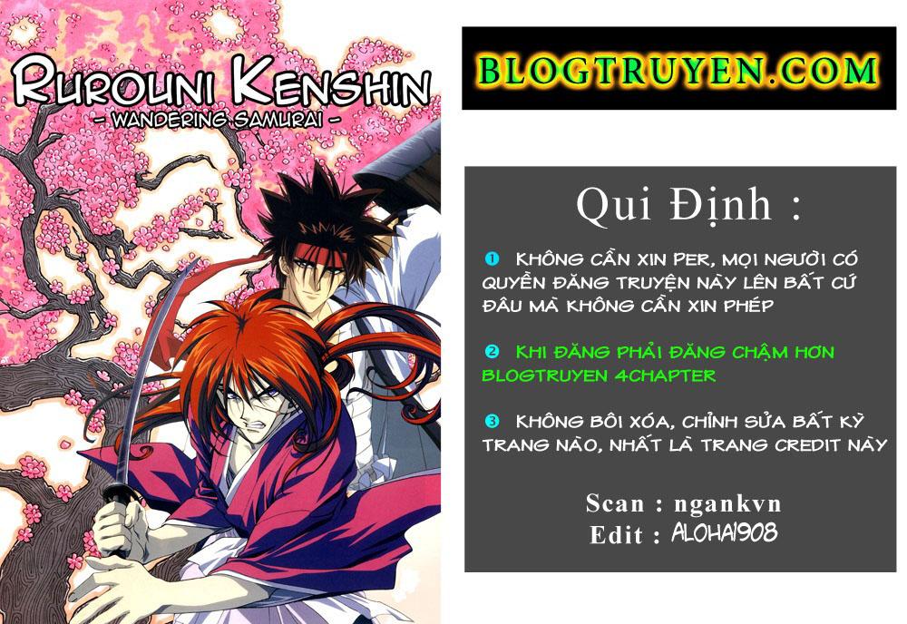 Rurouni Kenshin chap 49 trang 22