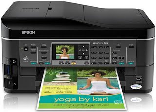 Epson Workforce 545 Software Driver Download