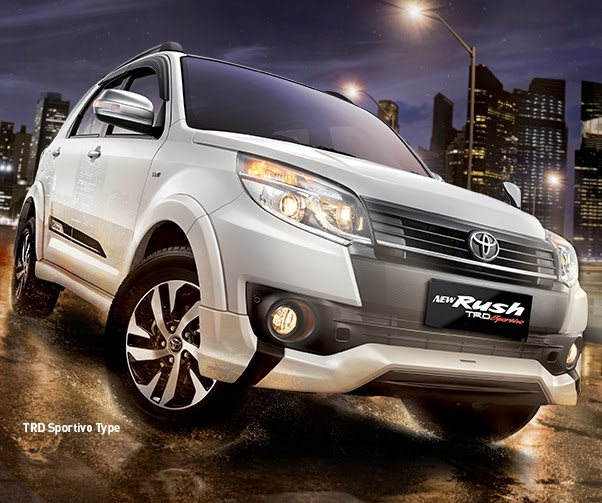 toyota rush facelift 2015