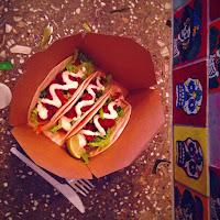 Veggie tacos - Muchacho Rose Street Aberdeen
