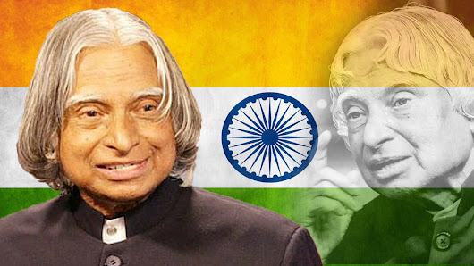 Dr. A.P.J. Abdul Kalam's handheld newspaper throw missile directly over the nation's highest position