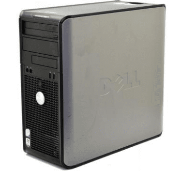 Dell OptiPlex 745 HLDS GCC-H10N Driver for PC