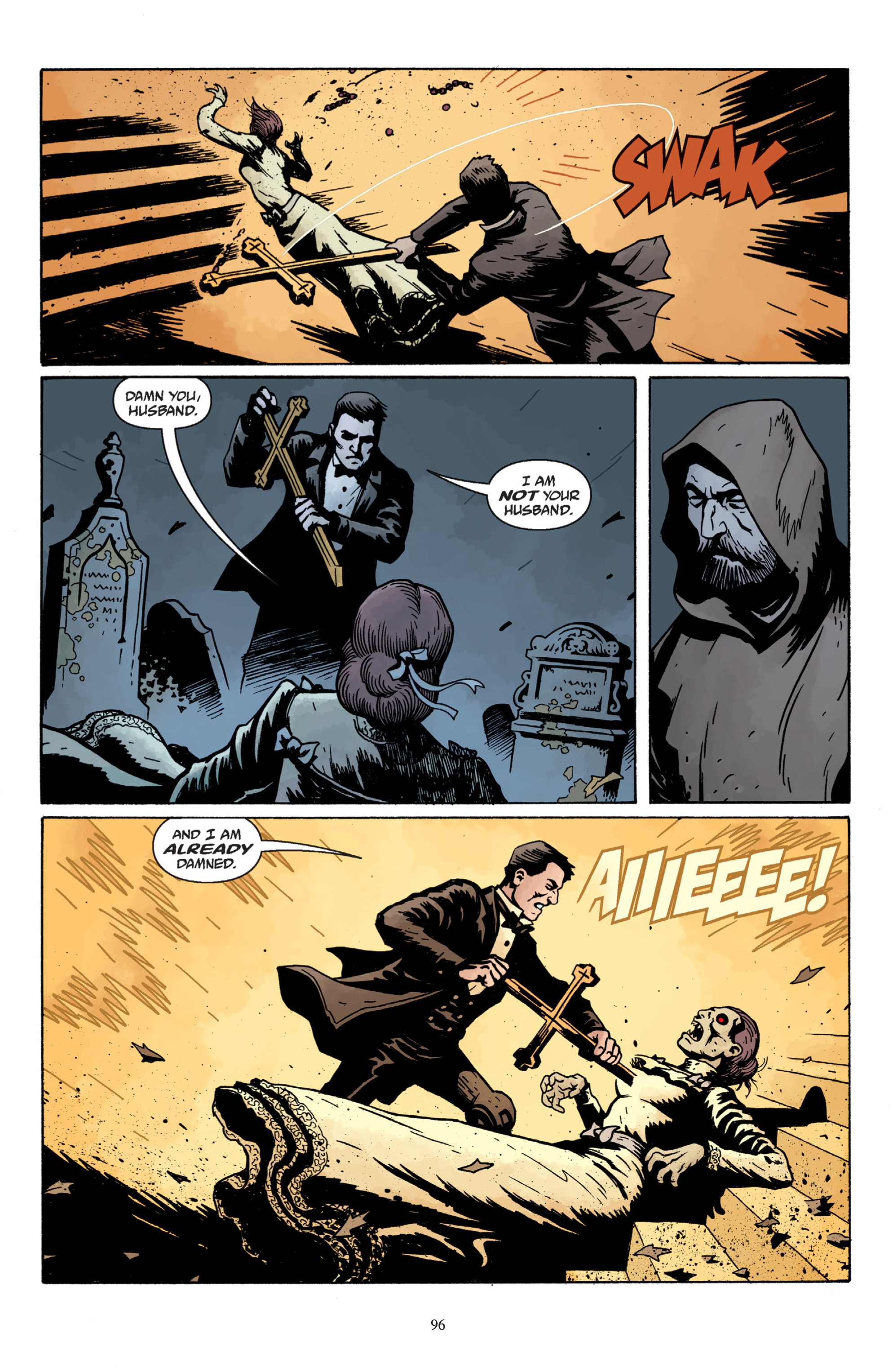 Read online Baltimore: The Plague Ships comic -  Issue # TPB - 96