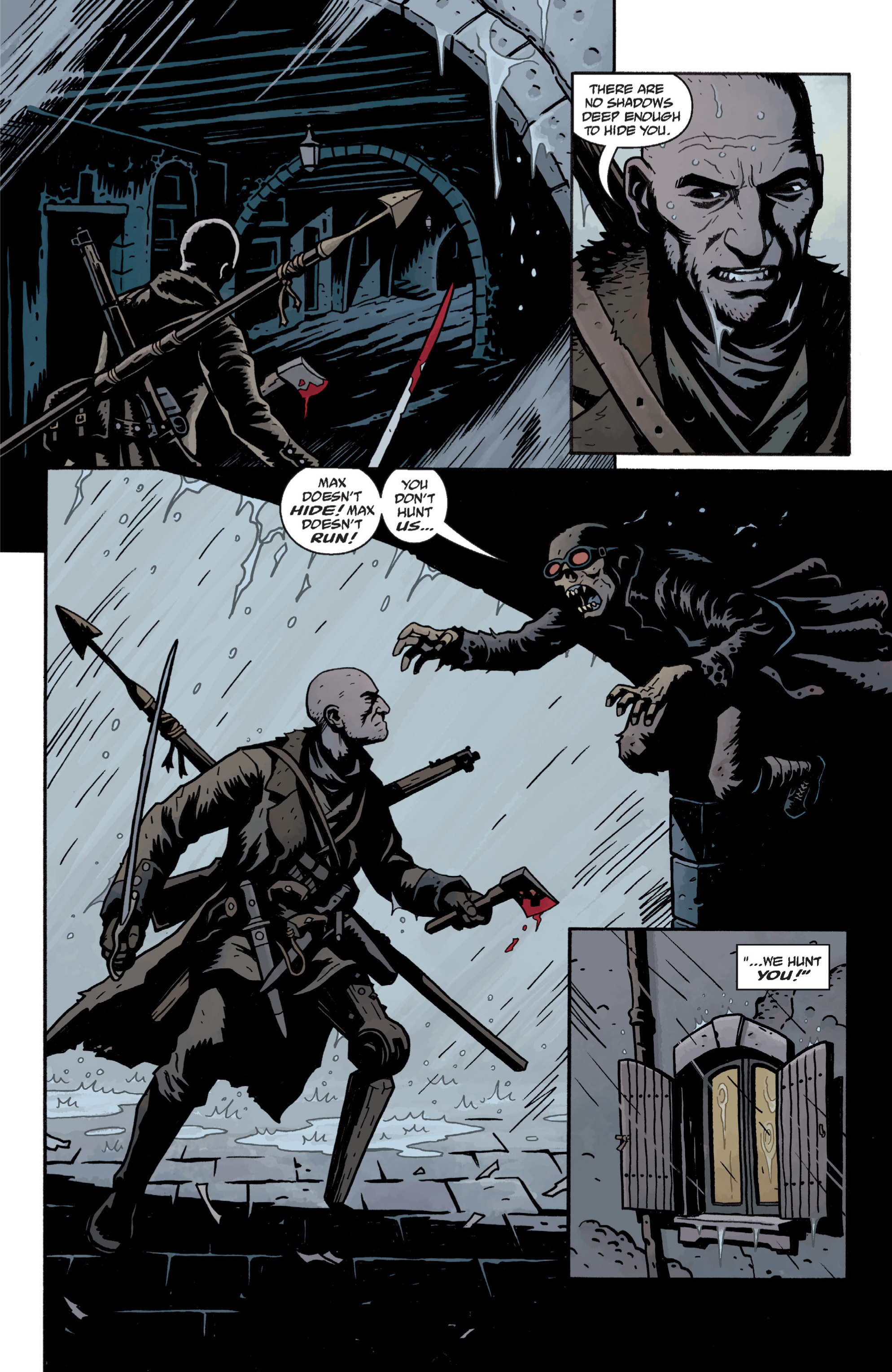 Read online Baltimore: The Plague Ships comic -  Issue # TPB - 13