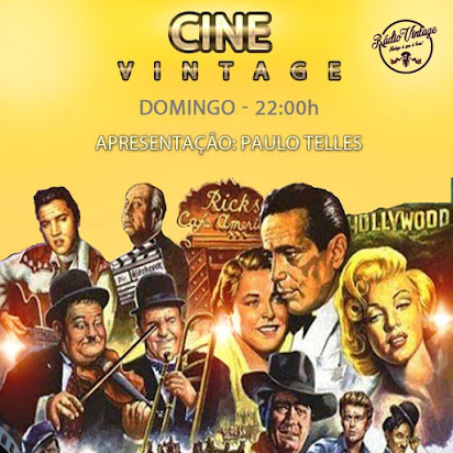 CINE VINTAGE - AS MAIORES TRILHAS SONORAS DO CINEMA