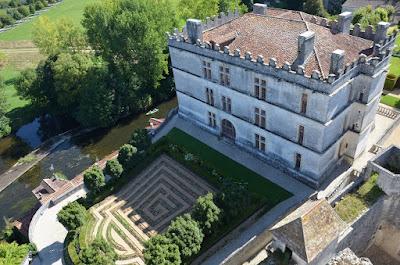 Castell de Bourdeilles