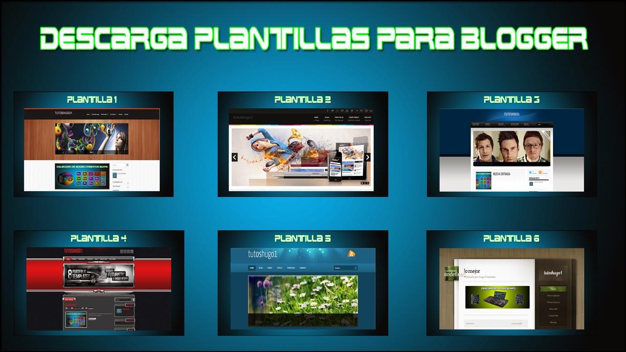 Web tutoshugo: Plantillas para tu Blog