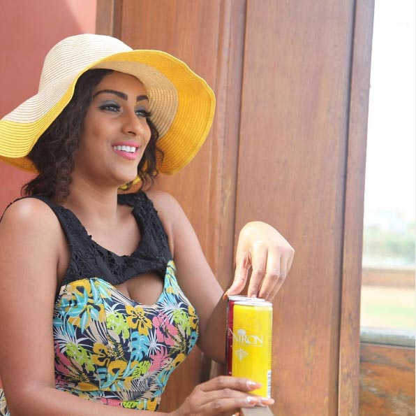 Aww! Juliet Ibrahim in #LifeGoals